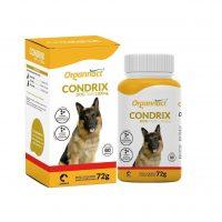 Condrix Dog Tabs 1200 mg - Glicosamina e Condroitina - Organnact